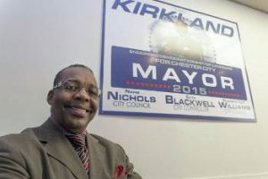 Mayor Thaddeus Kirkland